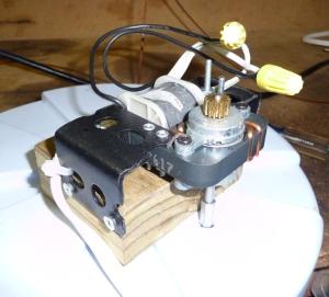 Agitator Motor