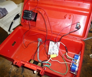 Controller Box Inside