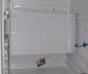 Fully Bent Freezer