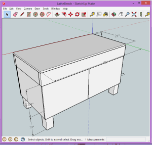 Click image for Sketchup download