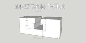 JPD-17-T-Slot